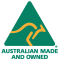Aus Made Logo
